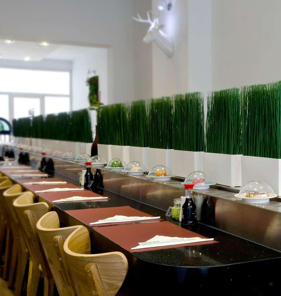 192 tables rolling sushi bazar magazin magazine de l de vivre lifestyle tendances