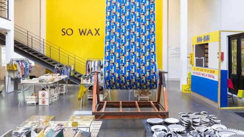 so wax exposition chez merci bazarmagazin. Black Bedroom Furniture Sets. Home Design Ideas
