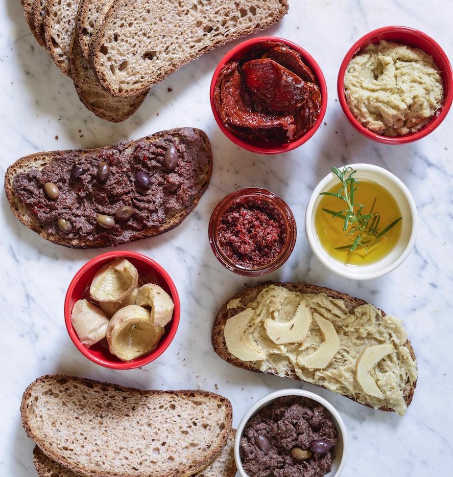 le pain quotidien Tour & Taxi