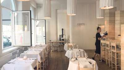restaurant amen